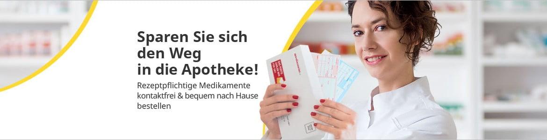 Rezepte bei deutscheinternetapotheke.de einlösen!
