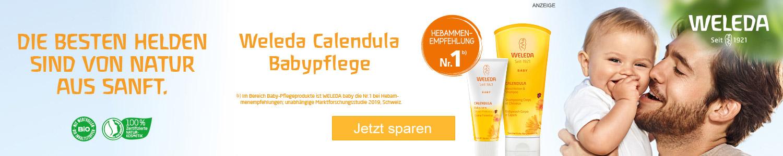 Jetzt Weleda Calendula günstig online kaufen!