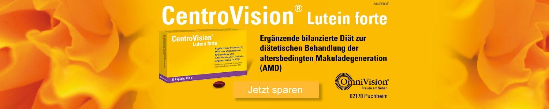 Jetzt Centrovision Lutein forte günstig online kaufen!