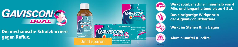 Jetzt Gaviscon Produkte günstig online kaufen!