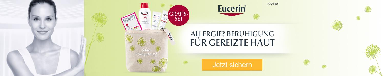 Jetzt gratis Allergie SOS Set sichern!