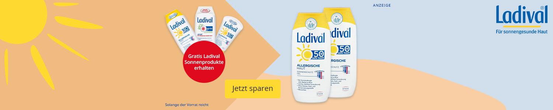 Jetzt Ladival Produkte günstig online kaufen