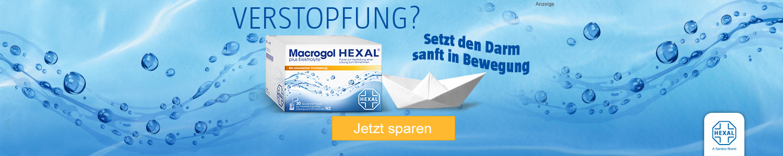 Jetzt Macrogol HEXAL plus Elektrolyte günstig online kaufen!