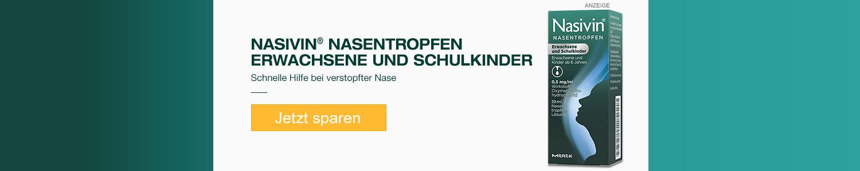 Jetzt günstig online Nasivin Nasentropfen kaufen!