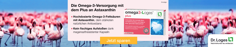 Jetzt Omega3-Loges günstig online kaufen!