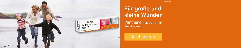 Jetzt Panthenol-ratiopharm günstig online kaufen!