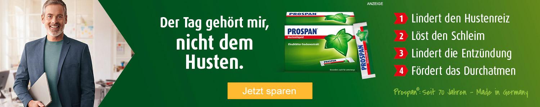 Jetzt Prospan günstig online kaufen