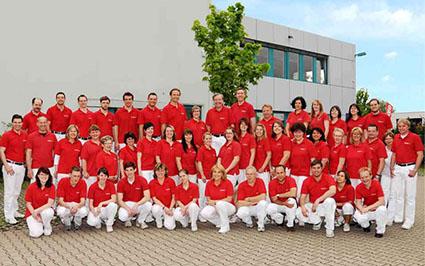 Das Team der Deutschen Internet Apotheke