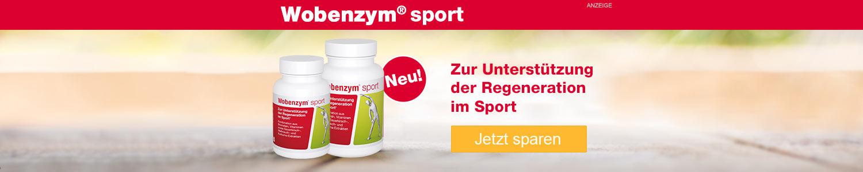 Jetzt Wobenzym Sport günstig online kaufen!