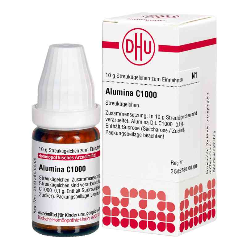 Alumina C 1000 Globuli  bei deutscheinternetapotheke.de bestellen