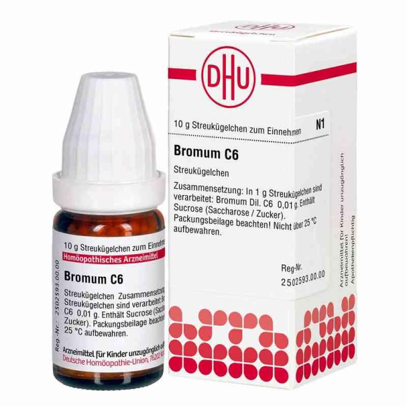 Bromum C 6 Globuli  bei deutscheinternetapotheke.de bestellen