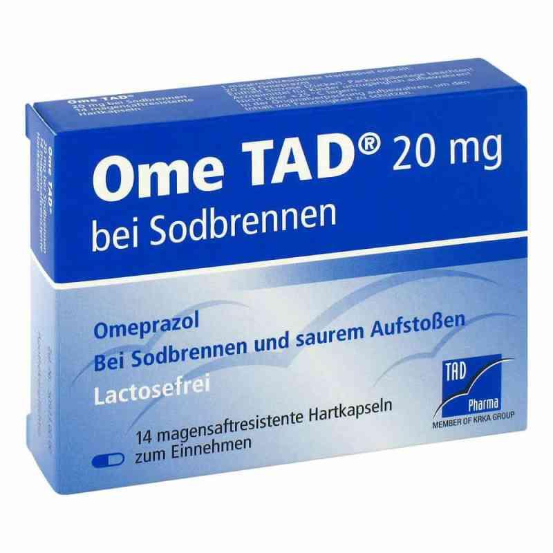 Ome TAD 20mg bei Sodbrennen  bei deutscheinternetapotheke.de bestellen
