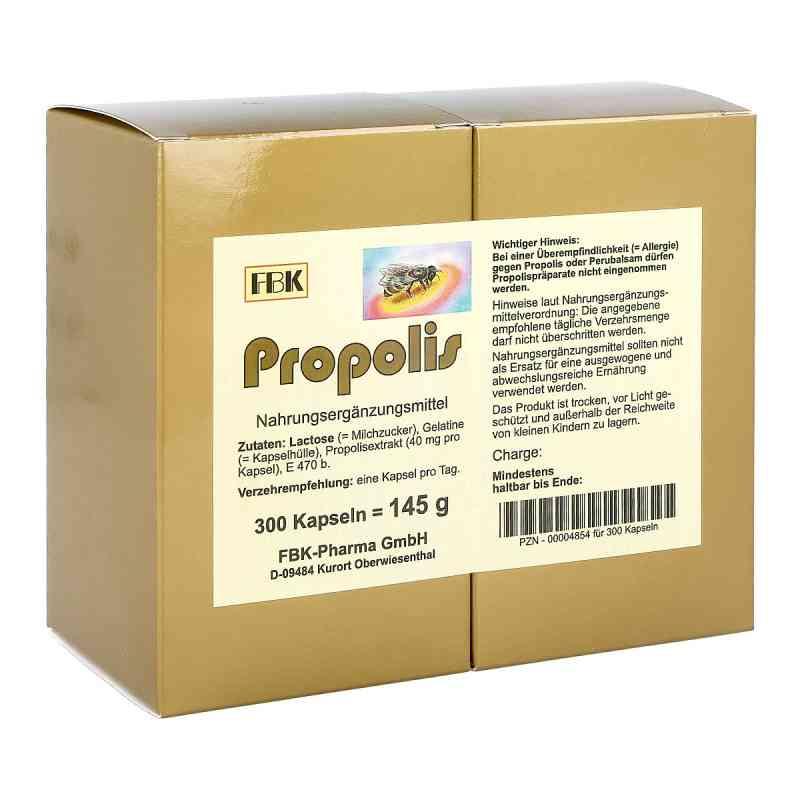 Propolis Kapseln  bei deutscheinternetapotheke.de bestellen