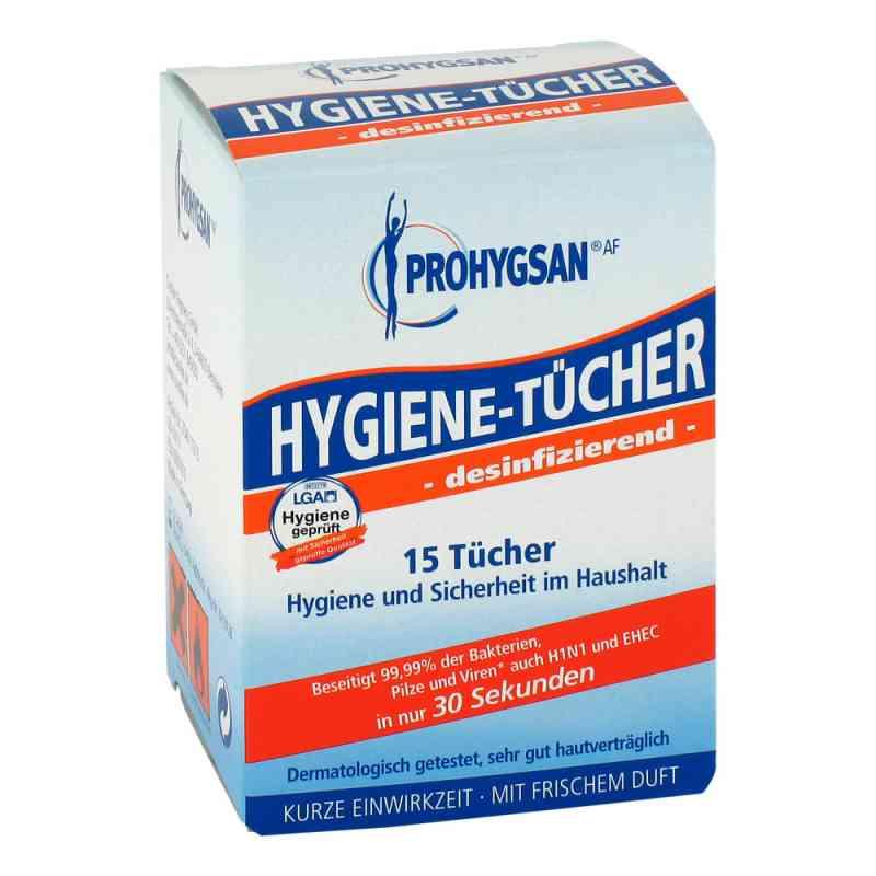 Prohygsan Hygiene Tücher Af desinfizierend  bei deutscheinternetapotheke.de bestellen