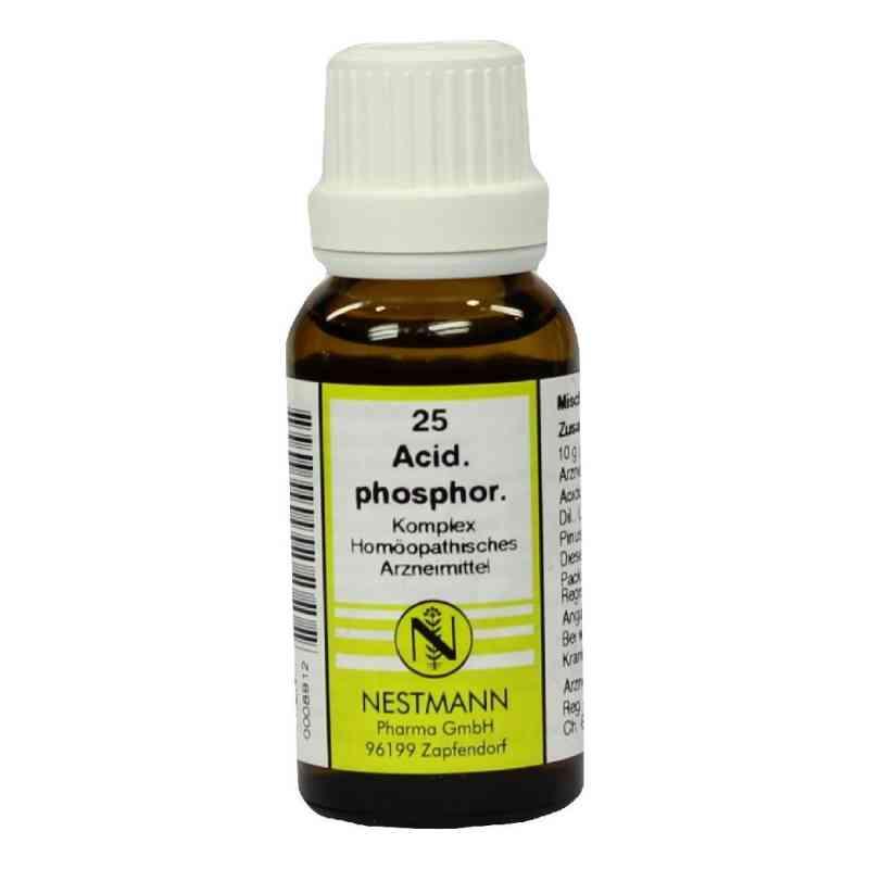 Acidum Phosphoricum Komplex Nummer 25 Dilution  bei deutscheinternetapotheke.de bestellen