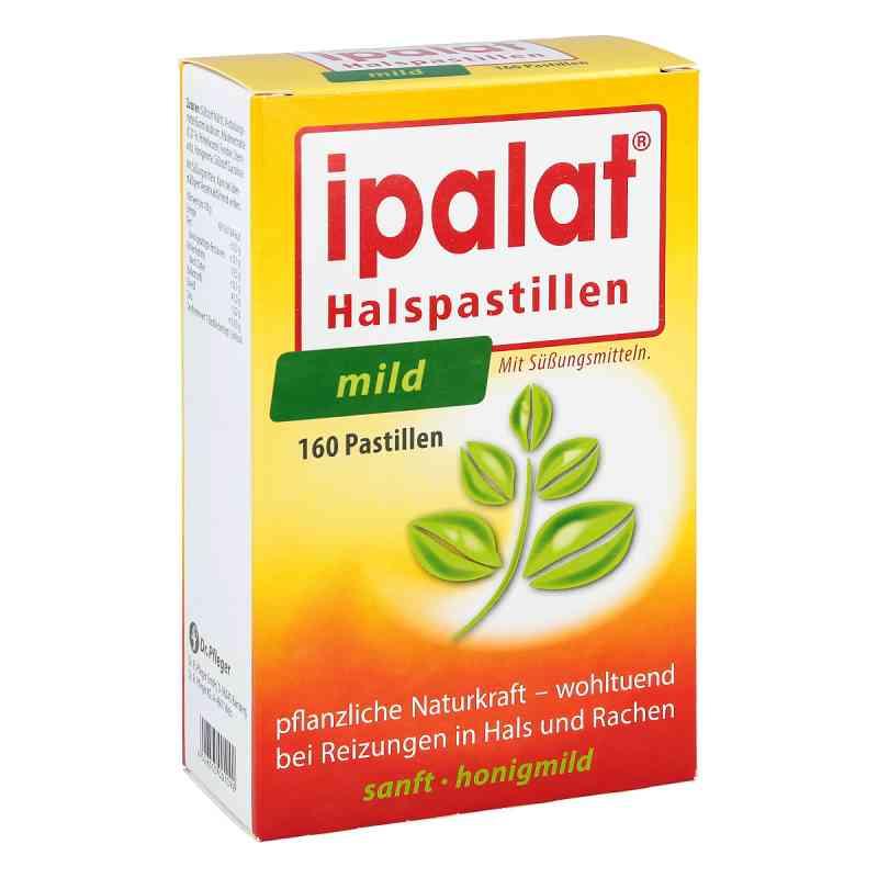 Ipalat Halspastillen mild  bei deutscheinternetapotheke.de bestellen