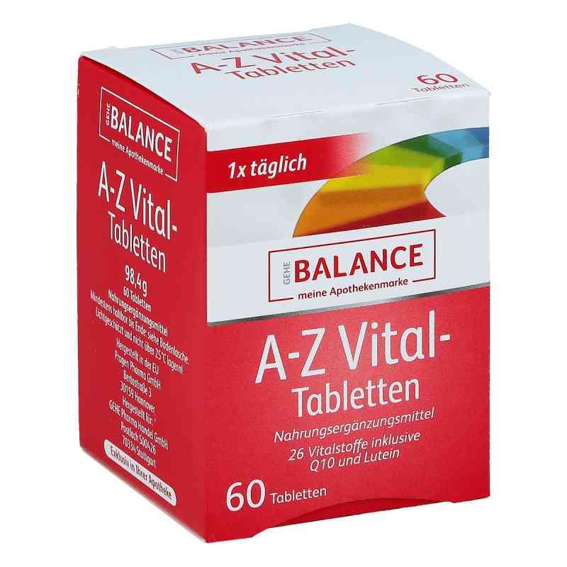 Gehe Balance Vital Tabletten  bei deutscheinternetapotheke.de bestellen