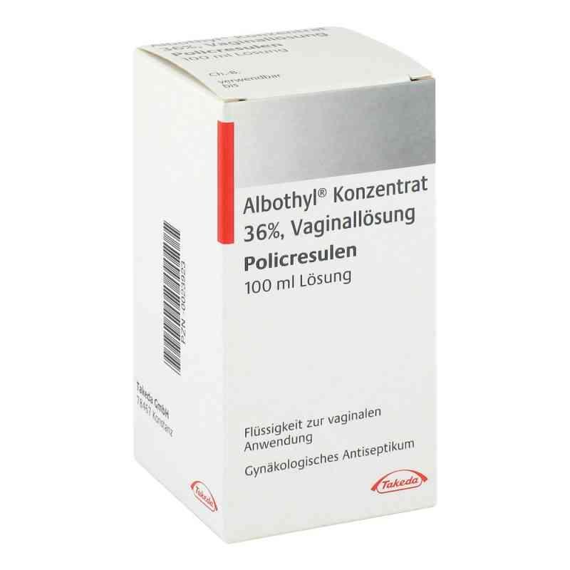 Albothyl Konzentrat  bei deutscheinternetapotheke.de bestellen