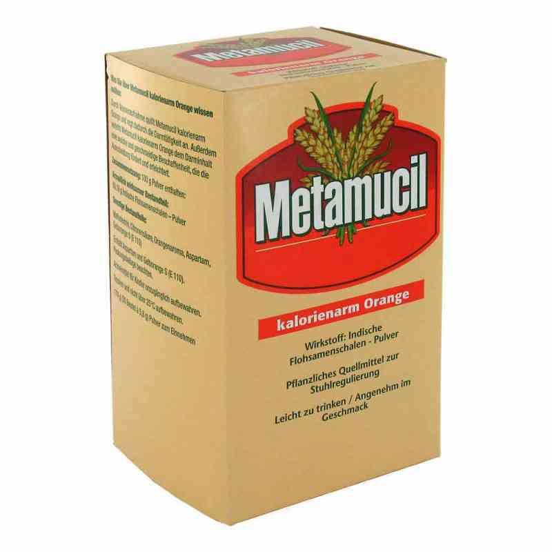 Metamucil kalorienarm Orange Sachets  bei deutscheinternetapotheke.de bestellen