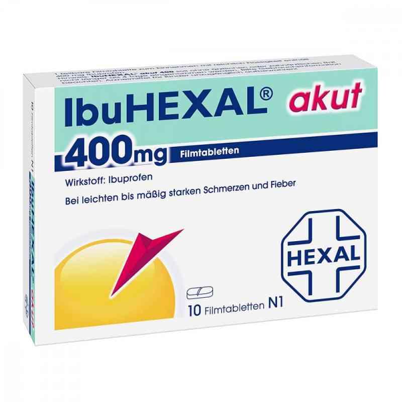 IbuHEXAL akut 400mg  bei deutscheinternetapotheke.de bestellen