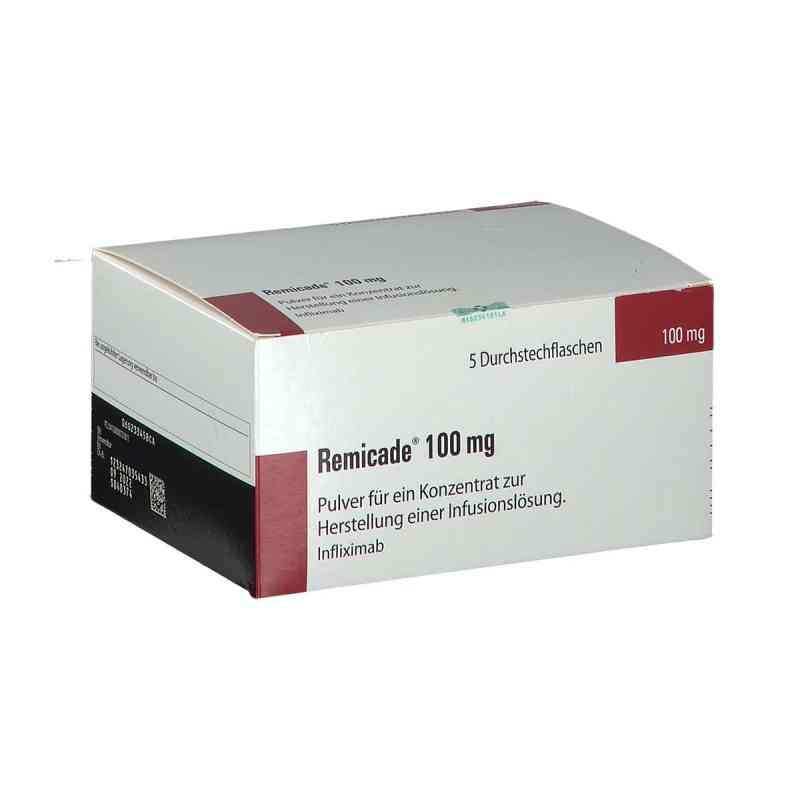 Remicade 100 mg Pulver zur, zum Herstell.e.Infusionslsg.  bei deutscheinternetapotheke.de bestellen