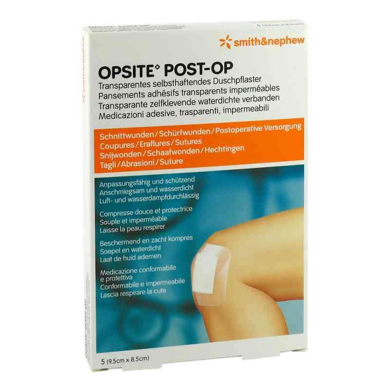 Opsite Post Op 9,5x8,5cm Verband  bei deutscheinternetapotheke.de bestellen