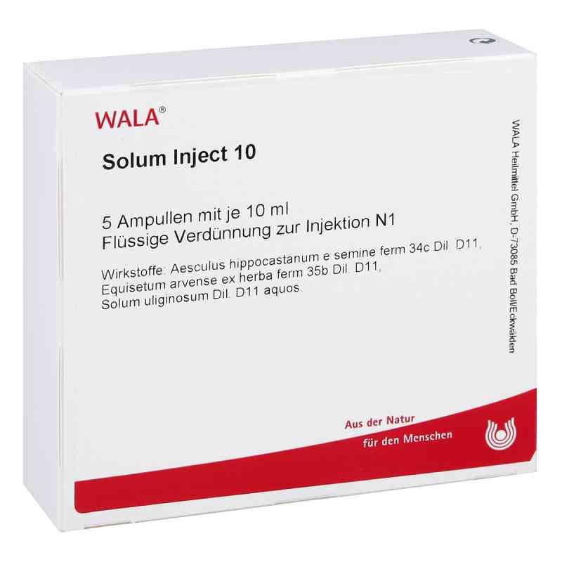 Solum Inject 10 Ampullen  bei deutscheinternetapotheke.de bestellen