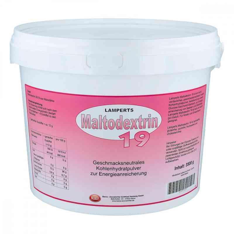 Maltodextrin 19 Lamperts Pulver  bei deutscheinternetapotheke.de bestellen