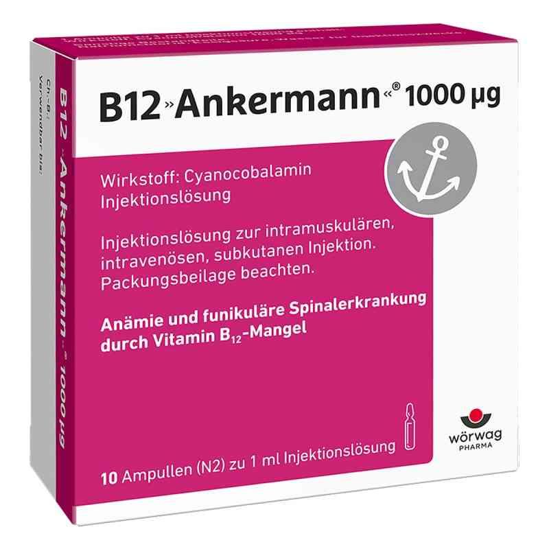 B12 Ankermann 1000 [my]g Ampullen  bei deutscheinternetapotheke.de bestellen