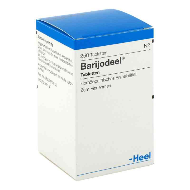Barijodeel Tabletten  bei deutscheinternetapotheke.de bestellen