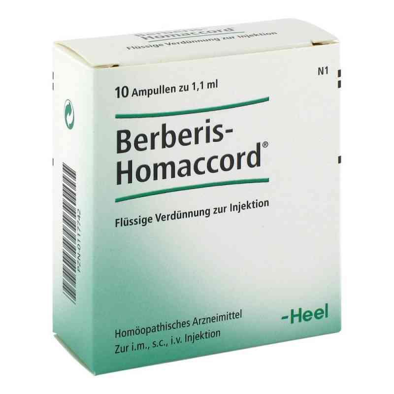 Berberis Homaccord Ampullen  bei deutscheinternetapotheke.de bestellen