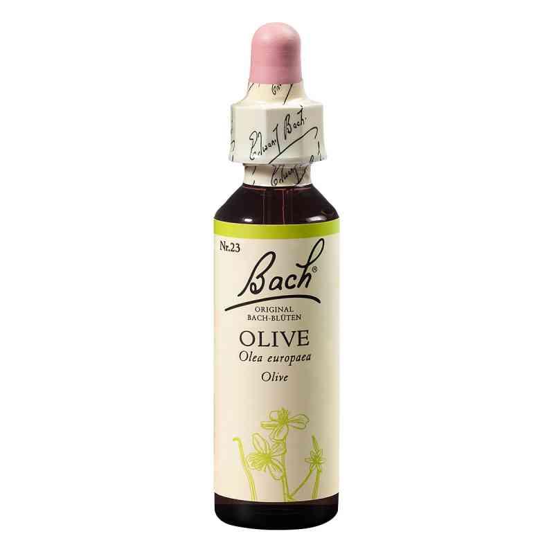 Bachblüten Olive Tropfen  bei deutscheinternetapotheke.de bestellen