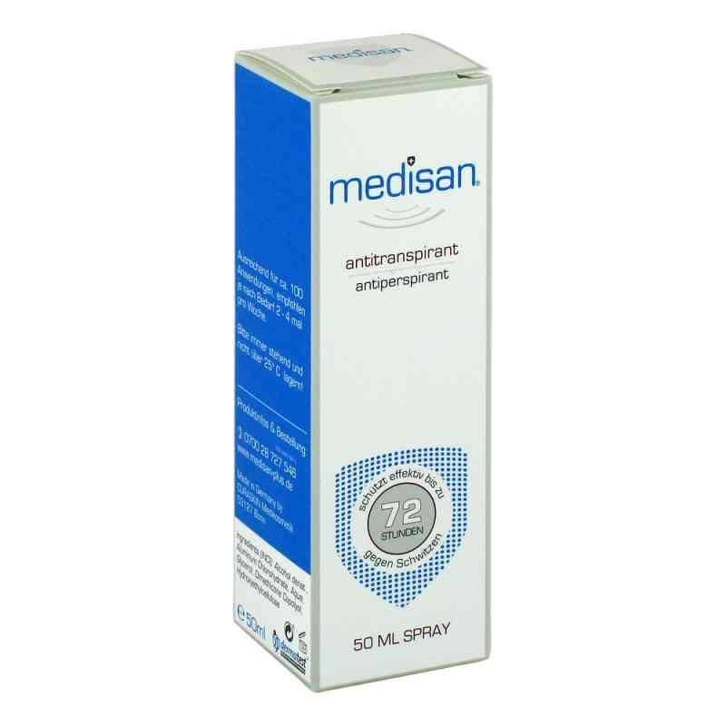 Medisan Plus Antitranspirant Deo Spray  bei deutscheinternetapotheke.de bestellen