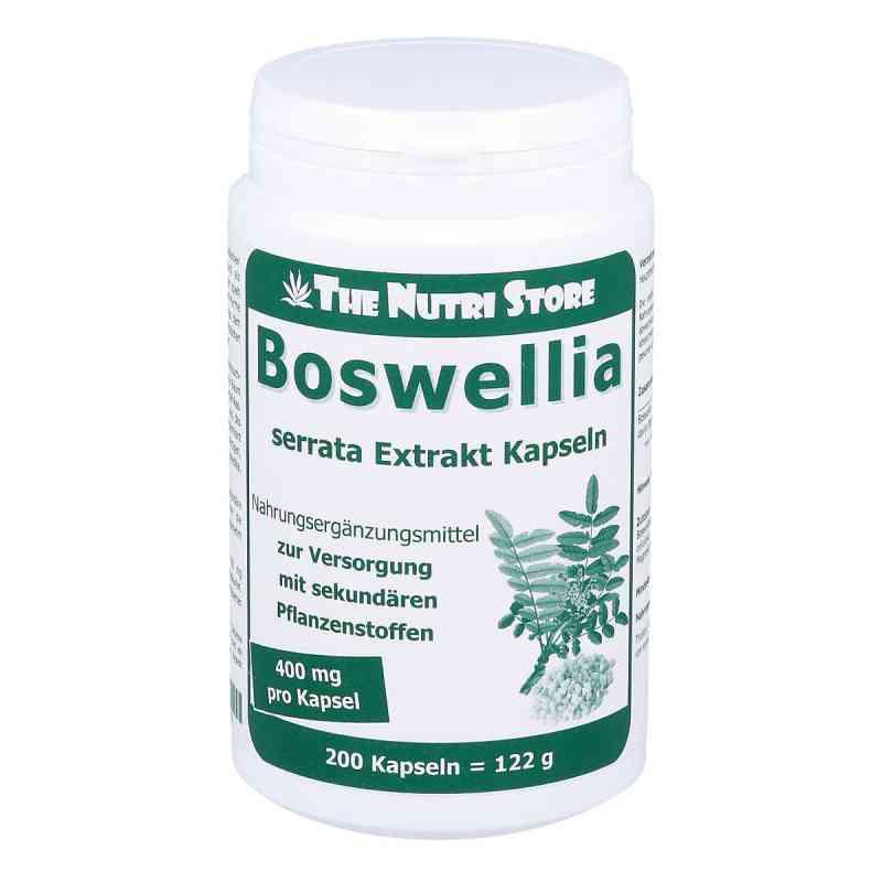 Boswellia 400 mg Extrakt vegetarische Kapseln  bei deutscheinternetapotheke.de bestellen