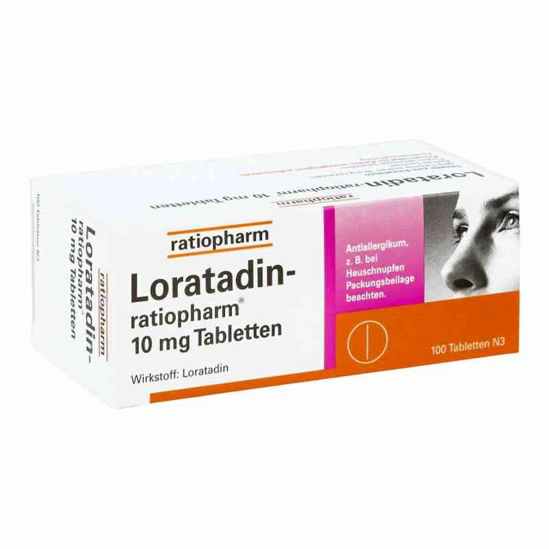 Loratadin-ratiopharm 10mg  bei deutscheinternetapotheke.de bestellen