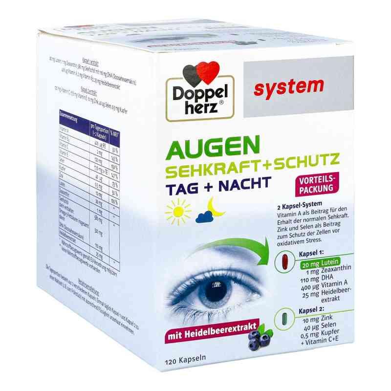 Doppelherz Augen Sehkraft+schutz system Kapseln  bei deutscheinternetapotheke.de bestellen