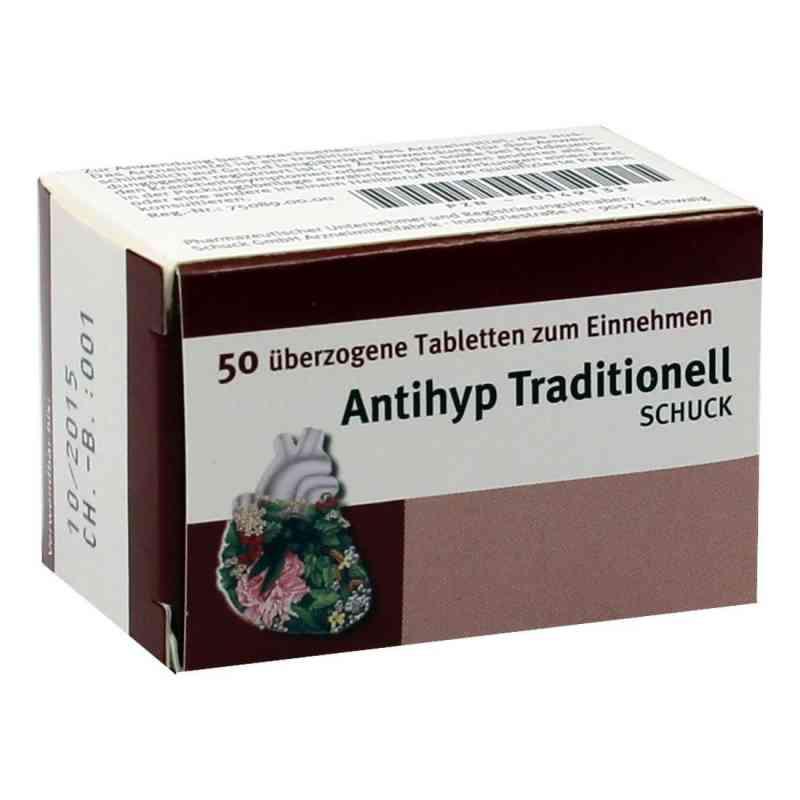 Antihyp Traditionell Schuck überzogene Tab.  bei deutscheinternetapotheke.de bestellen