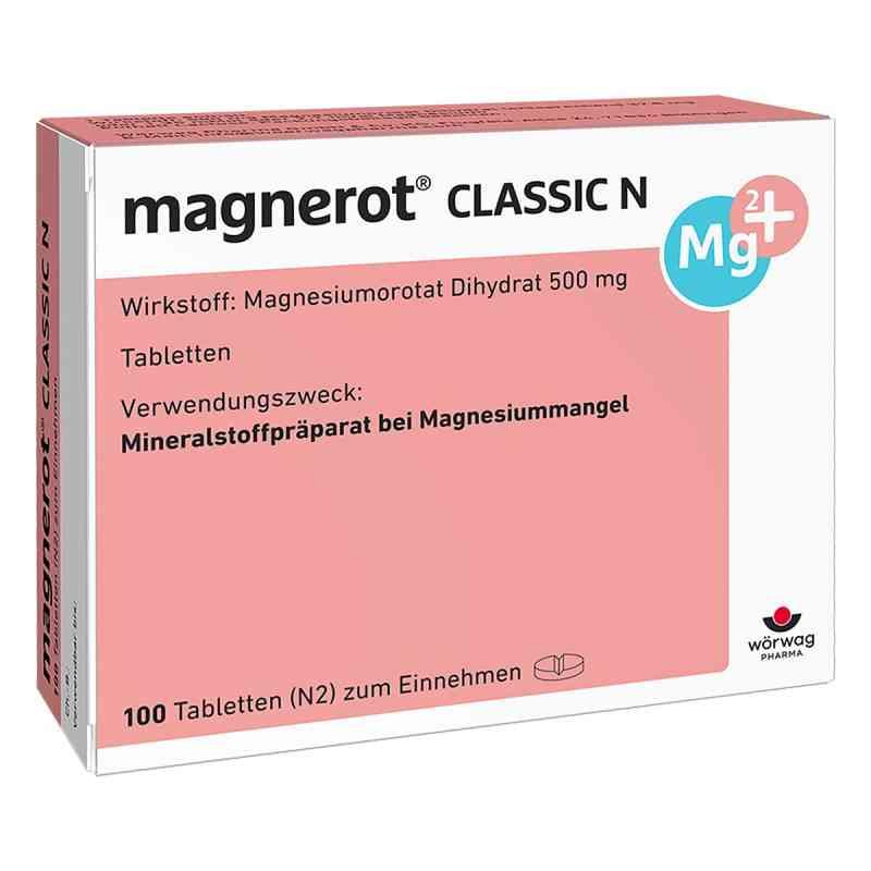 Magnerot Classic N Tabletten  bei deutscheinternetapotheke.de bestellen