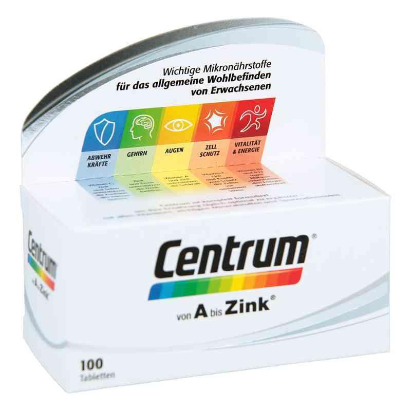 Centrum A-zink+floraglo Lutein Caplette  bei deutscheinternetapotheke.de bestellen