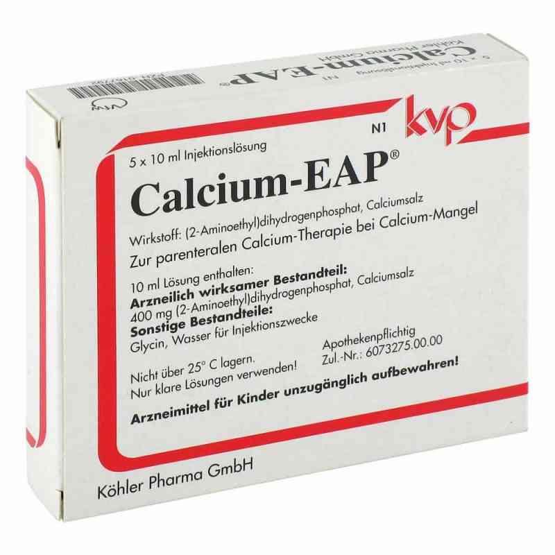 Calcium Eap Ampullen  4%  bei deutscheinternetapotheke.de bestellen