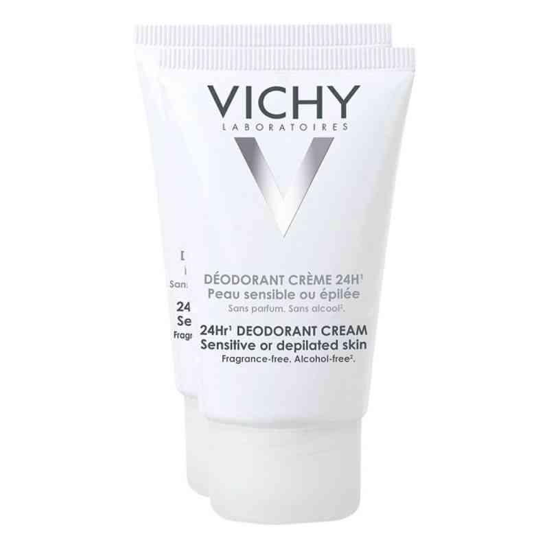 Vichy Deo Creme für empfindliche Haut Doppelpack  bei deutscheinternetapotheke.de bestellen