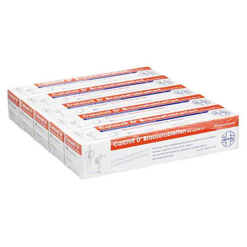 Calcivit D 600mg/400 internationale Einheiten  bei deutscheinternetapotheke.de bestellen