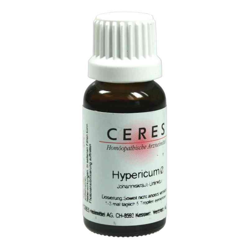 Ceres Hypericum Urtinktur  bei deutscheinternetapotheke.de bestellen