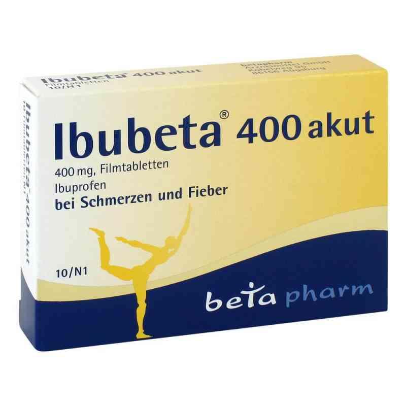 Ibubeta 400 akut  bei deutscheinternetapotheke.de bestellen