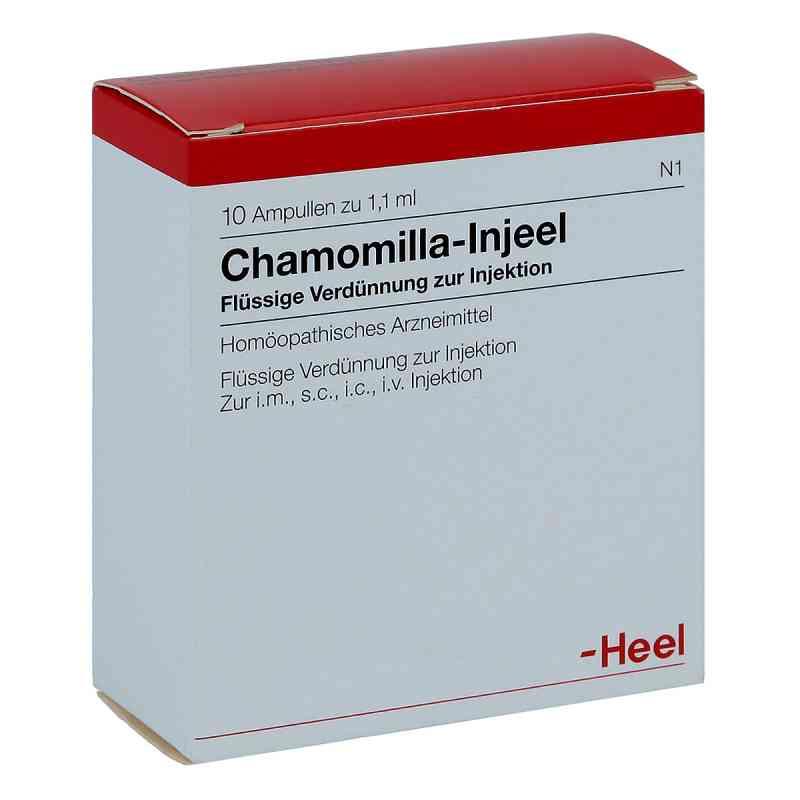 Chamomilla Injeel Ampullen  bei deutscheinternetapotheke.de bestellen