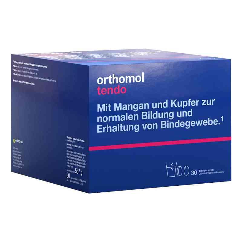 Orthomol Tendo Granulat/Kapseln 30 Kombipackung  bei deutscheinternetapotheke.de bestellen