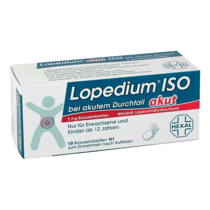 Lopedium akut ISO bei akutem Durchfall  bei deutscheinternetapotheke.de bestellen