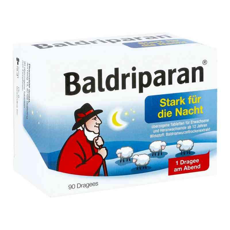 Baldriparan Stark für die Nacht  bei deutscheinternetapotheke.de bestellen