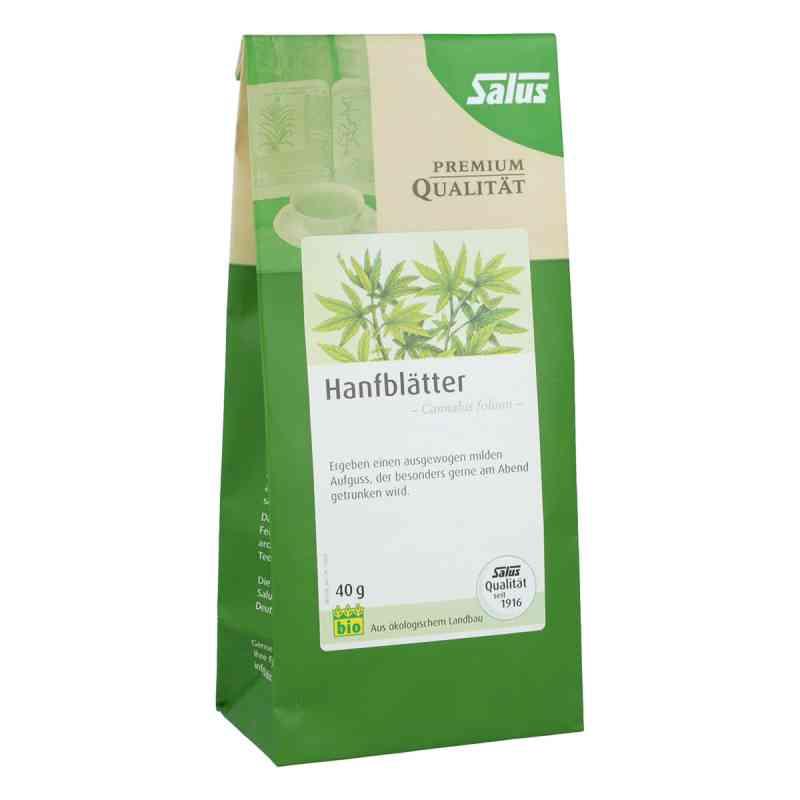 Hanfblätter Tee Bio Cannabis folium Salus  bei deutscheinternetapotheke.de bestellen