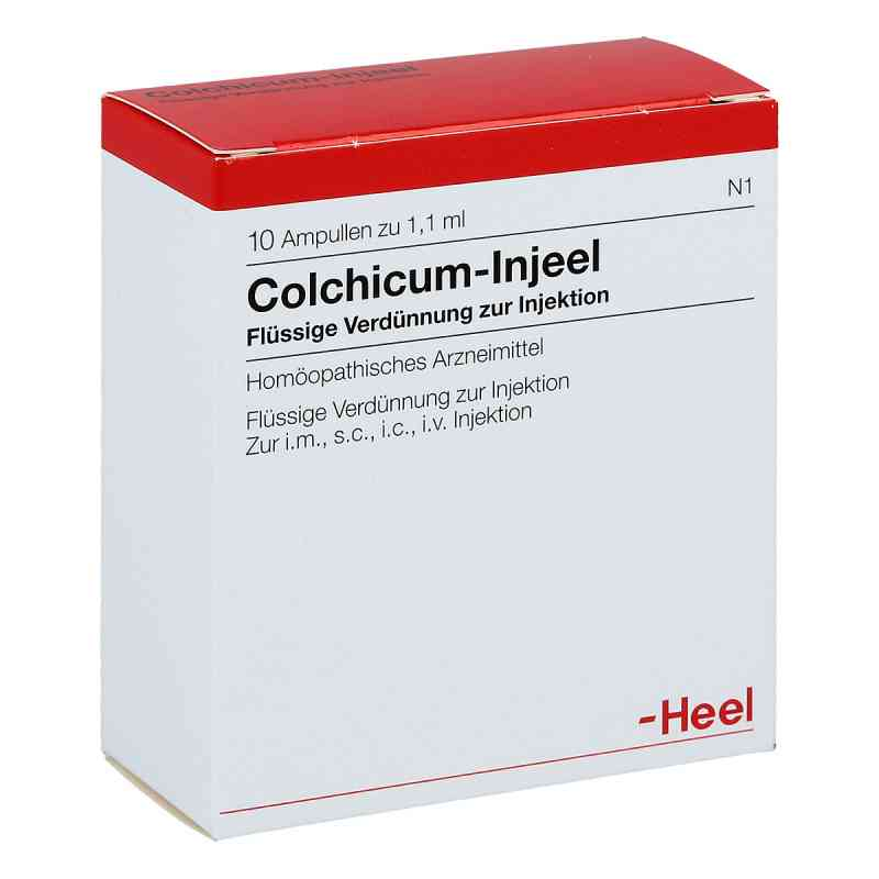 Colchicum Injeel Ampullen  bei deutscheinternetapotheke.de bestellen